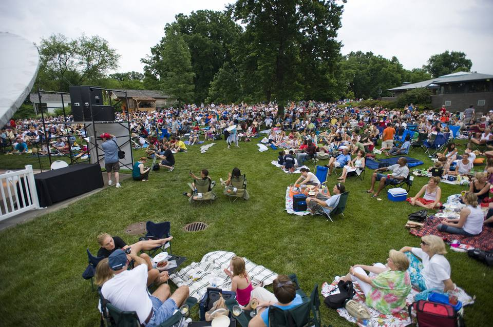 Whitaker Music Festival at Missouri Botanical Garden