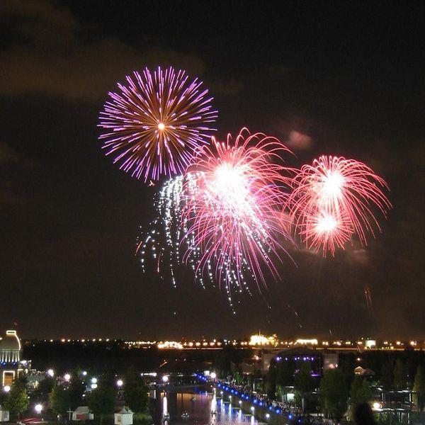 fuegos artificiales de montreal 2011 2012 2013 2014 2015 2016 2017 fotos del festival