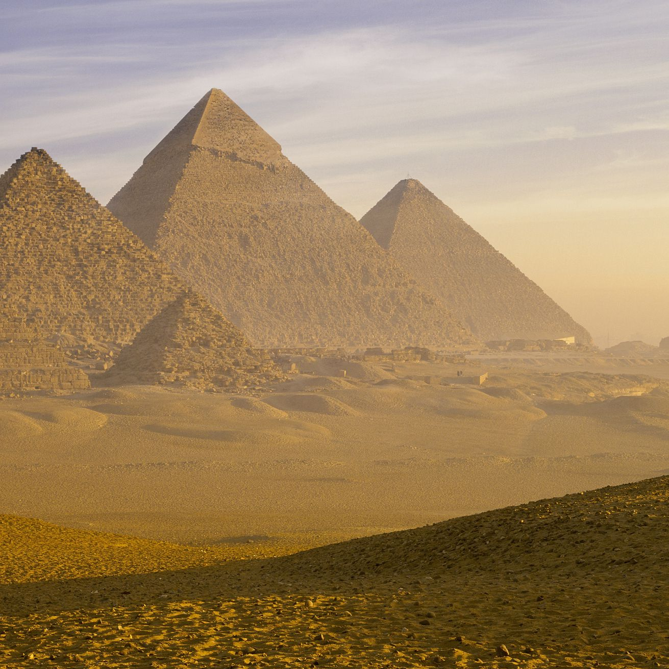 Pyramids of Giza, Egypt: The Complete Guide