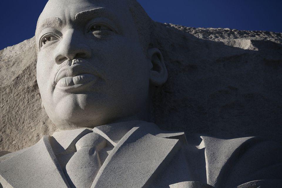 Washington DC Commemorates Martin Luther King Day