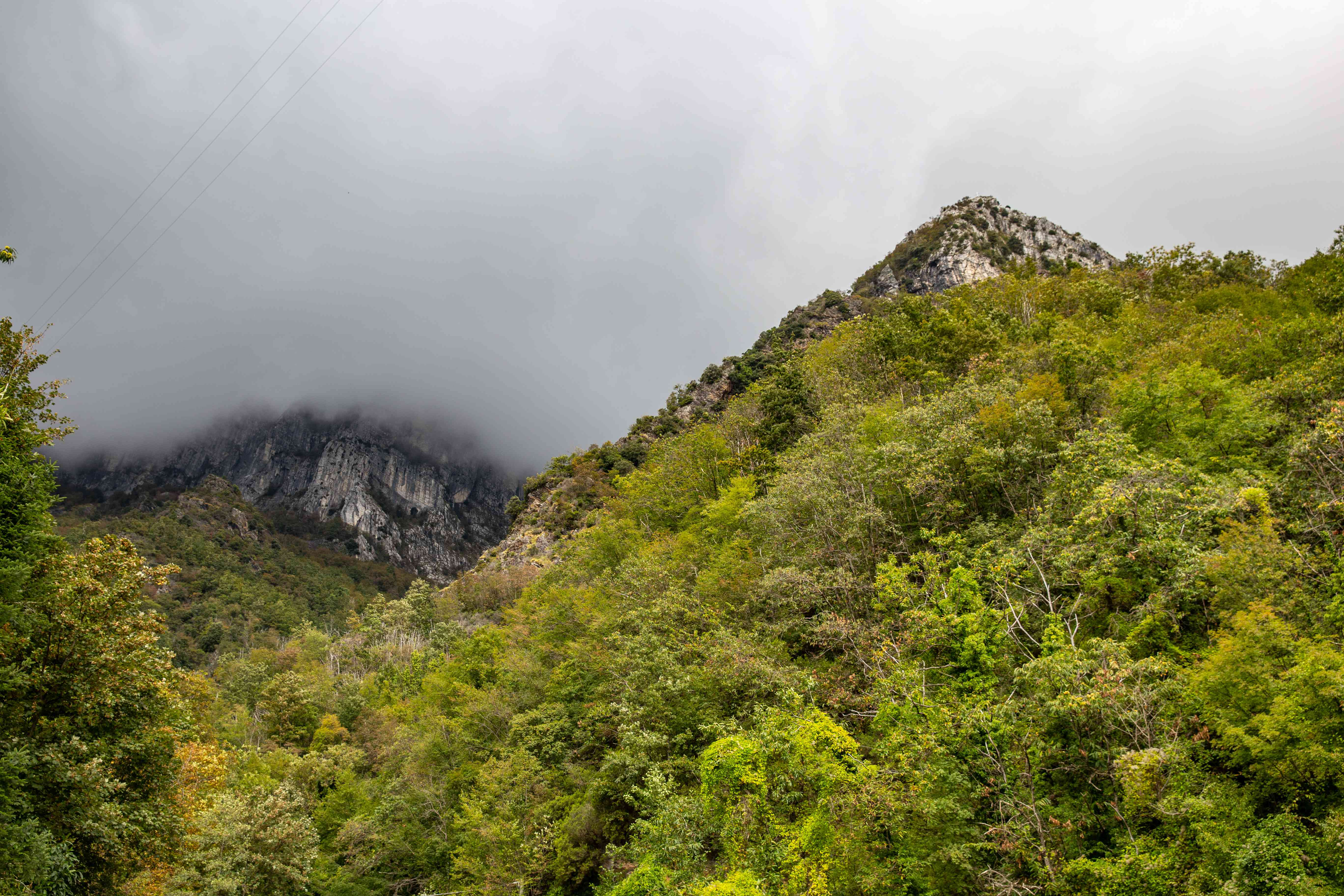Corchia Underground Cave in the Apuan Alps Park