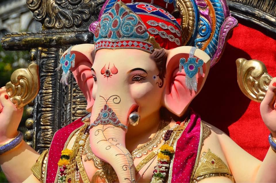 Ganesh festival.