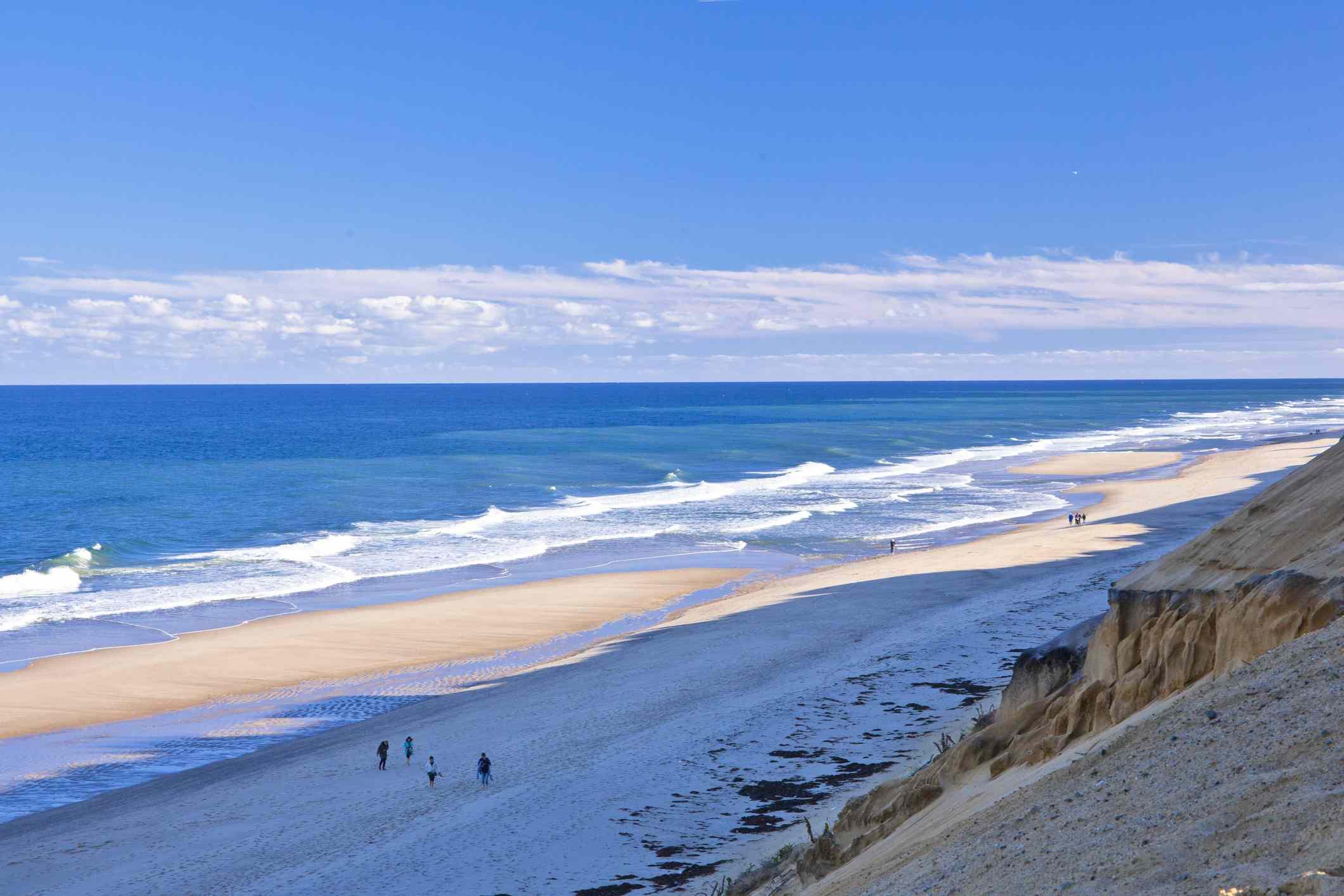 Massachusetts' Cape Cod National Seashore
