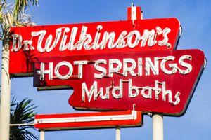 Dr Wilkinson's Hot Springs, Calistoga