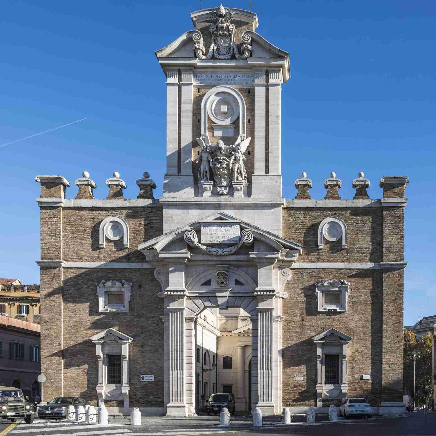 Porta Pia, Rome