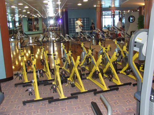 Celebrity Infinity - Fitness Center