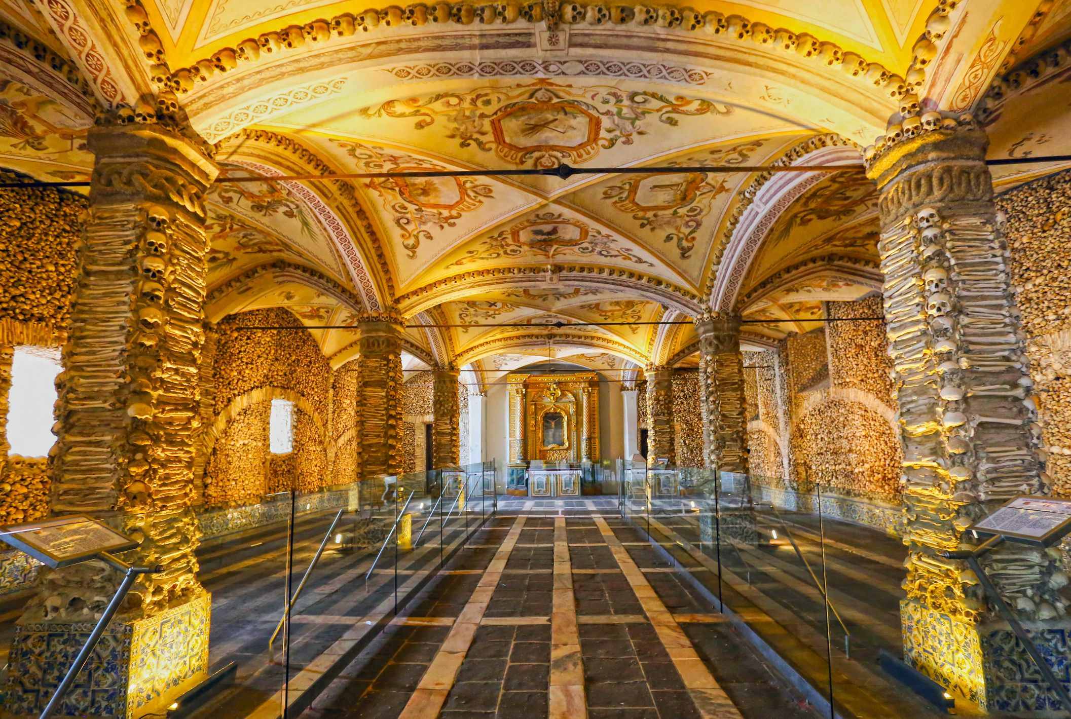 Portugal's Chapel of Bones: The Complete Guide