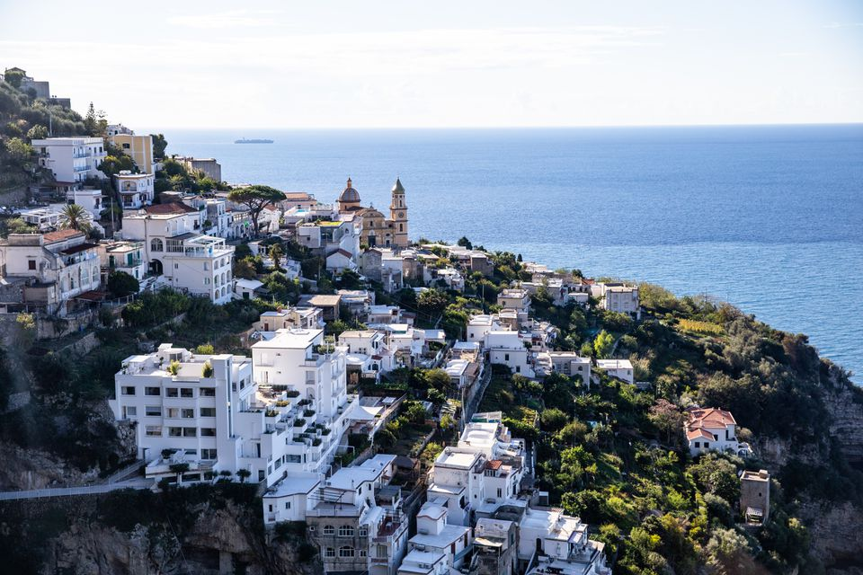 Praiano, Amalfi Coast, Italy