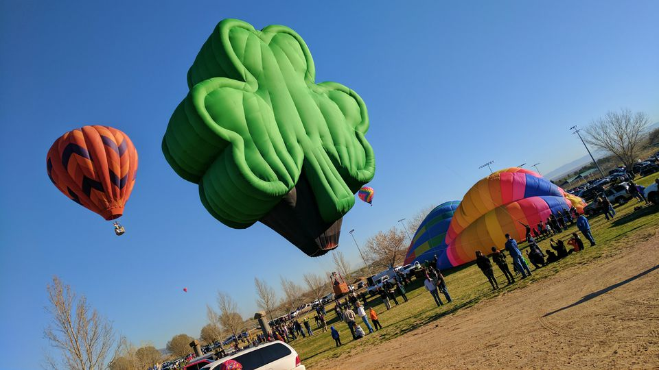 St. Patrick's Day Rallye, Albuquerque, New Mexico