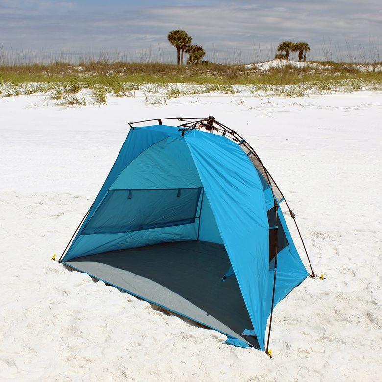 online store aec5e 7cbe2 Pacific Breeze Easy Setup Beach Tent Review