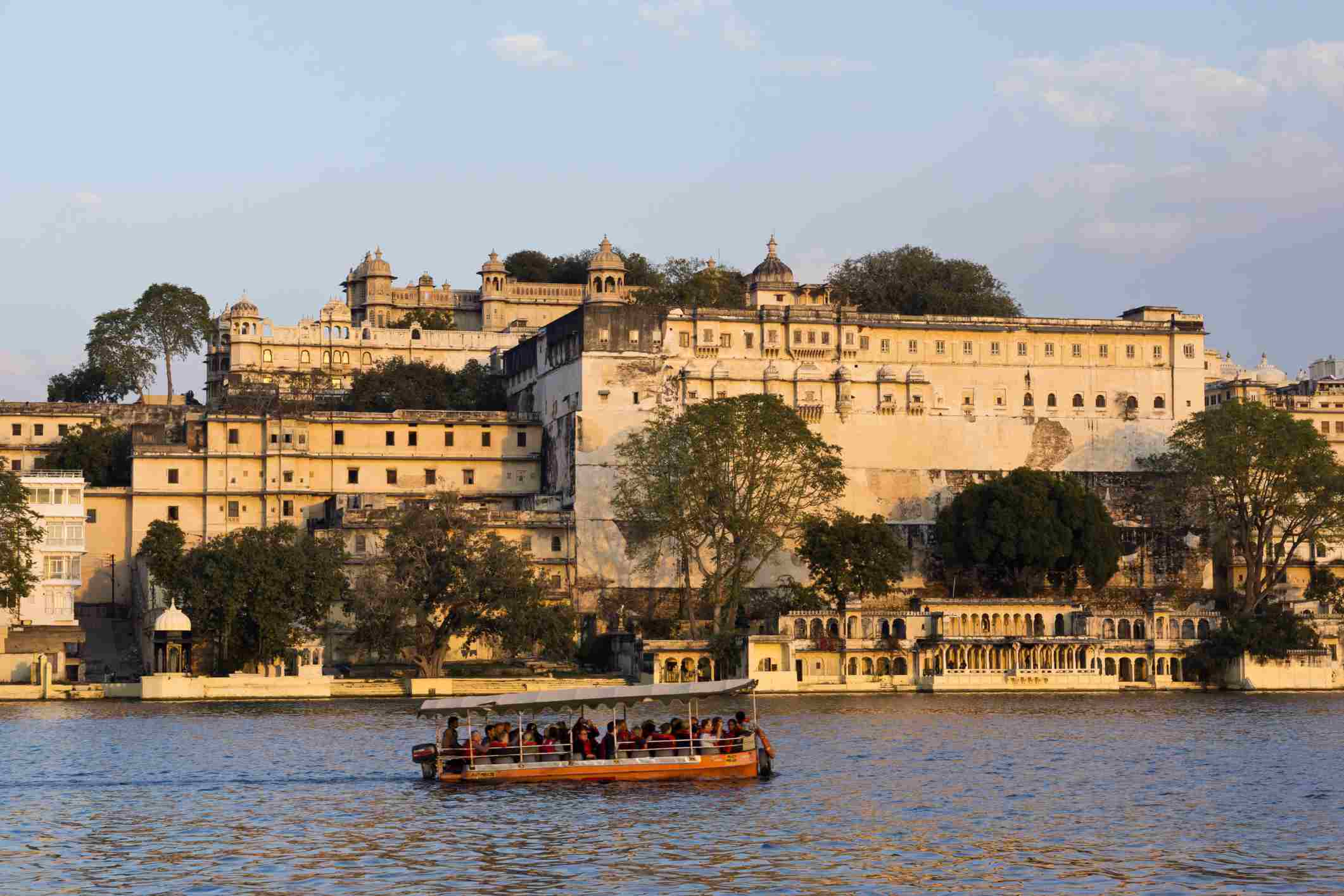 Udaipur City Palace.