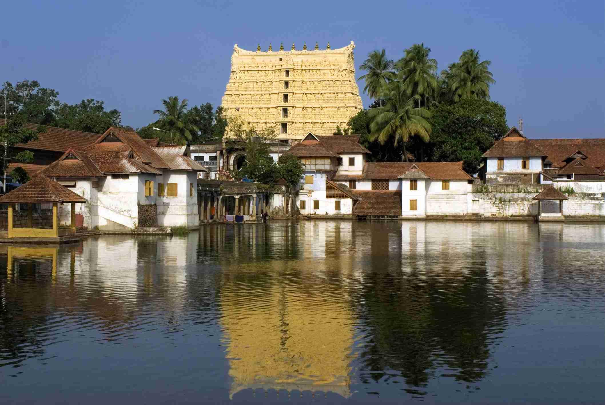 Templo Sri padmanabhaswamy, thiruvananthapuram