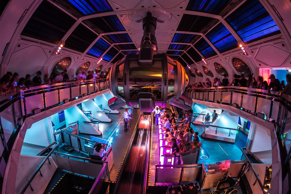 Space Mountain at Disneyland: Things You Need to Know