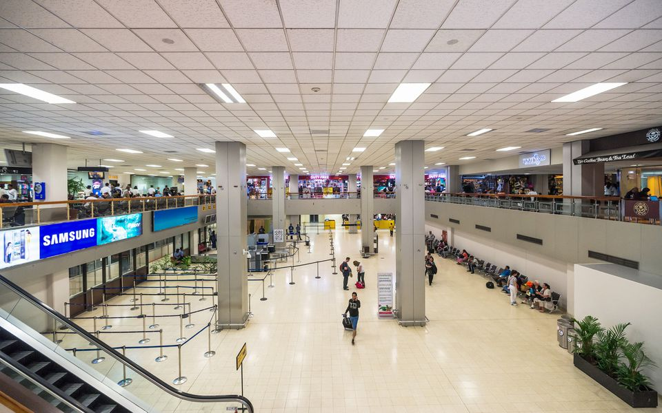 Colombo Airport, Sri Lanka