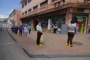 Ecuador Continues On Alert For Coronavirus