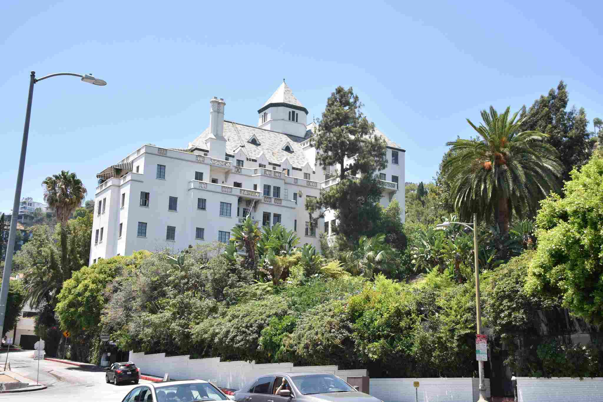 Chateau Marmont in Hollywood, Los Angeles