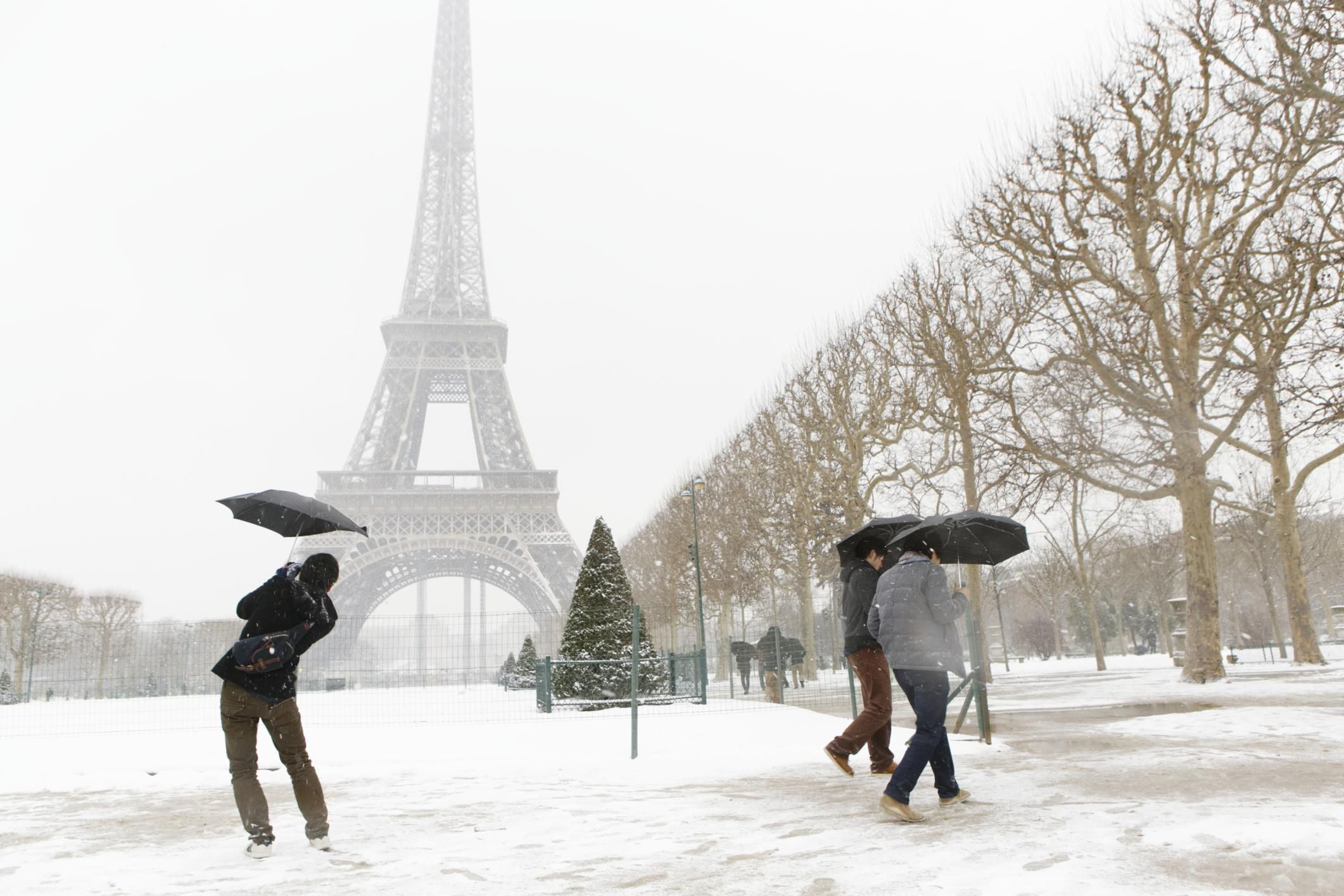 Winter in Paris: Weather and Event Guide