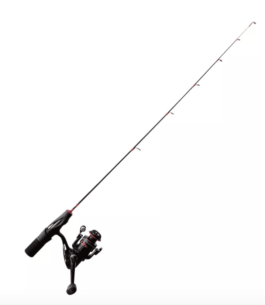Eagle Claw EC2.5 Carbon Ice Spinning Combo