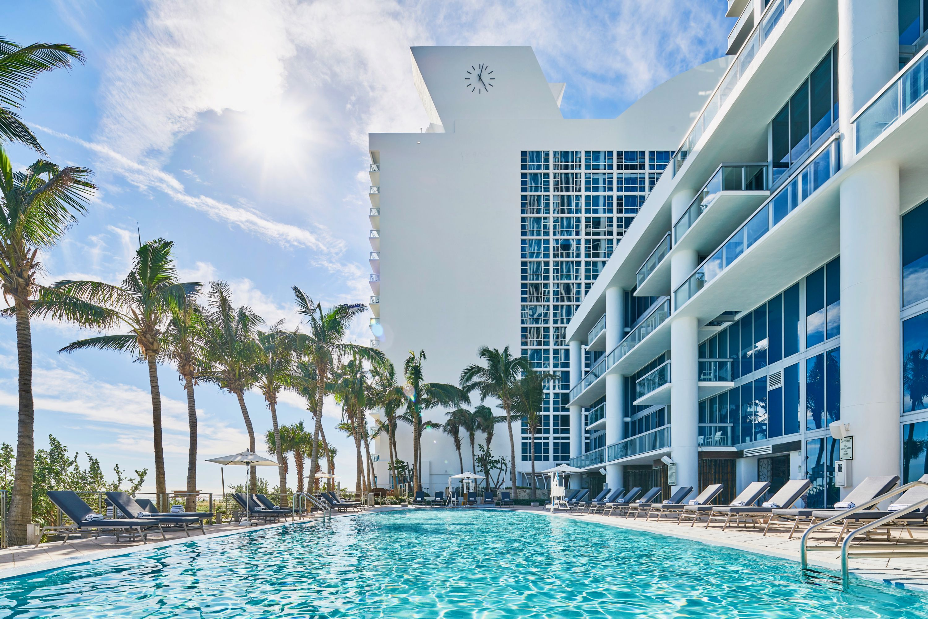Grandes vacaciones en Miami en el Carillon Miami Wellness Resort