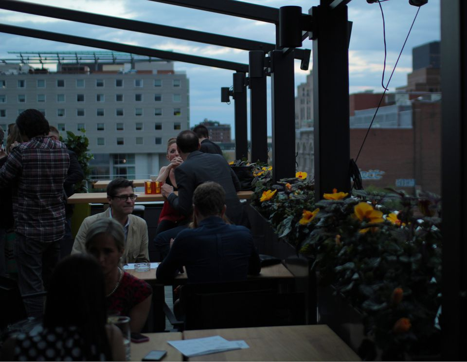 Pandore is a Montreal cabaret, bar and restaurant.