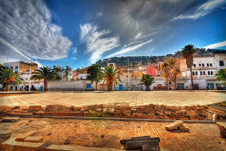 Nador street scene