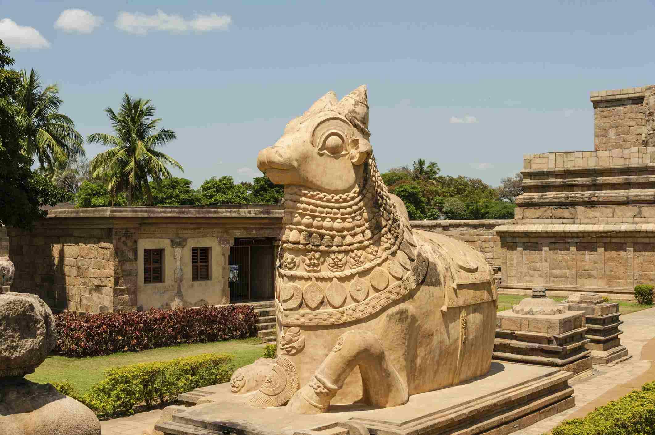 Gangaikonda Cholapuram, Ariyalur, Tamil Nadu.