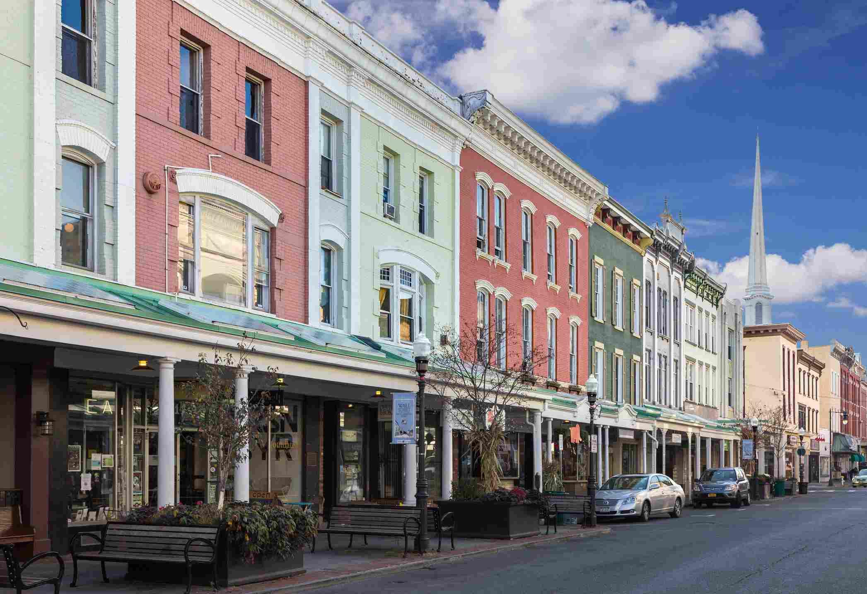 Comprar en Uptown es una de las 8 mejores cosas para hacer en Kingston, NY