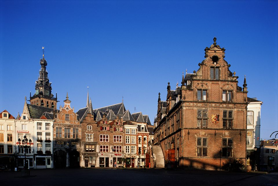 Center of Nijmegen