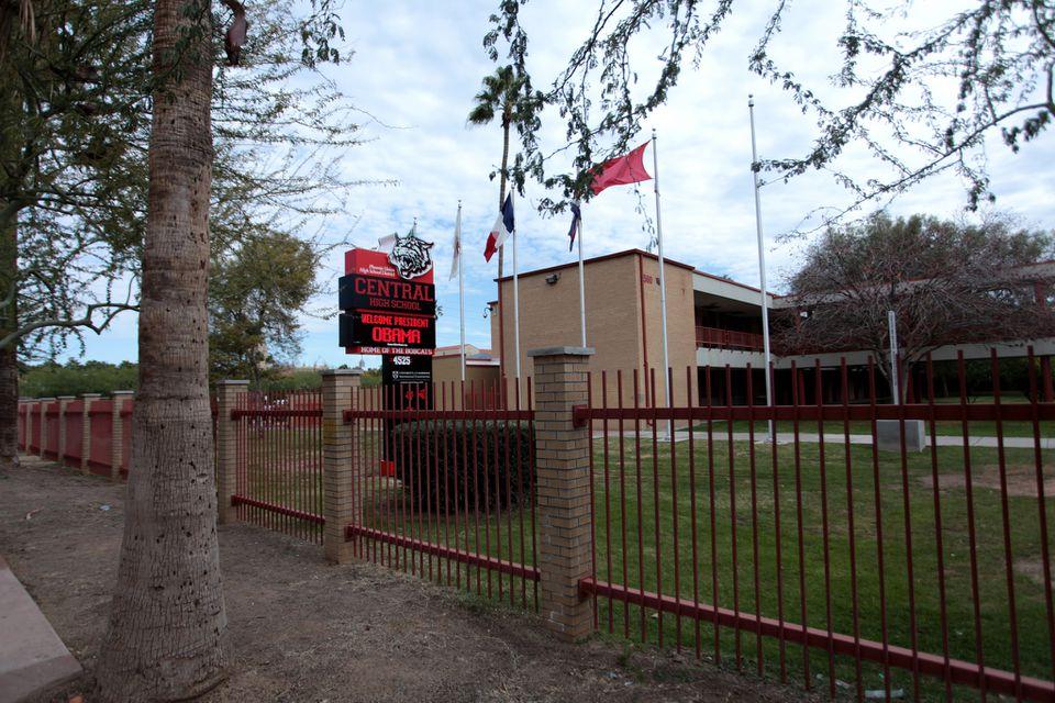 Phoenix central high school
