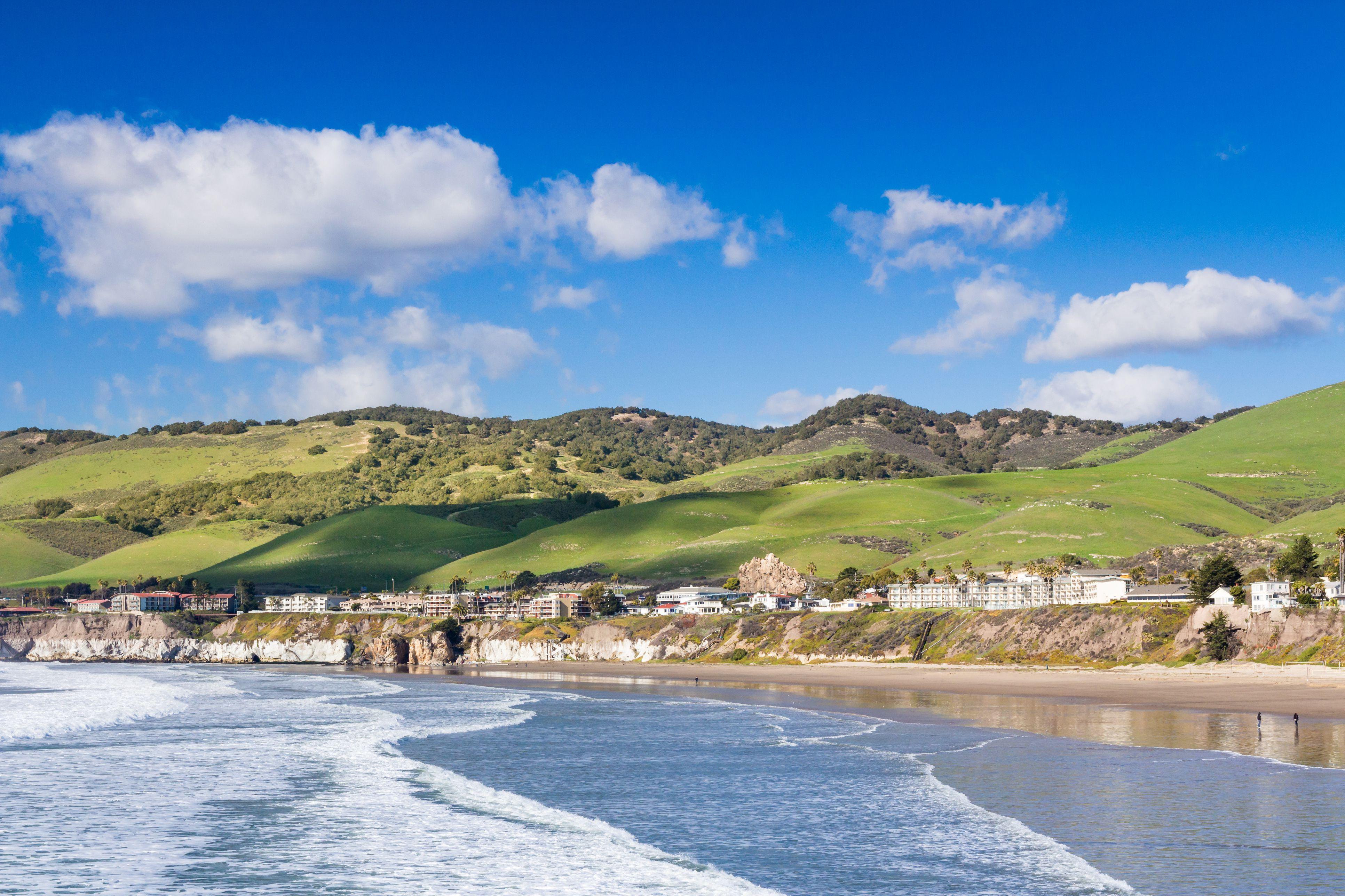 Pismo Beach Camping - Campgrounds - RV Parks