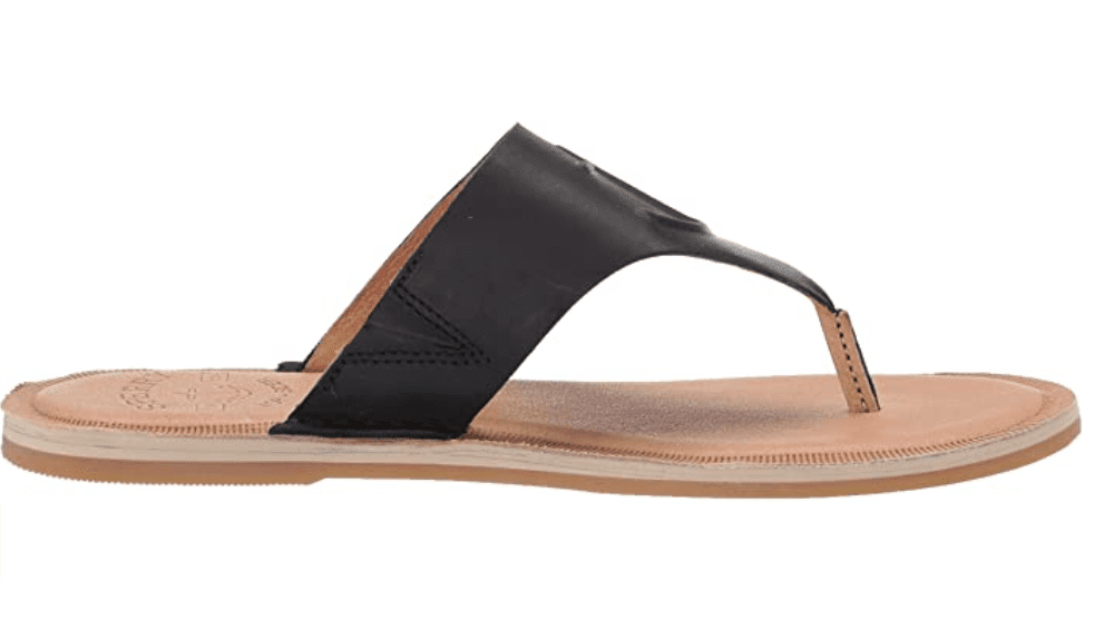 Sperry Seaport Thong Leather Sandal