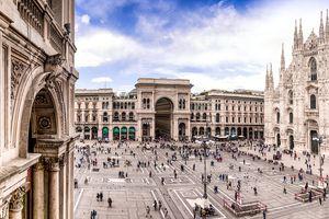 Settings Piazza duomo and Galleria Vittorio Emanuele