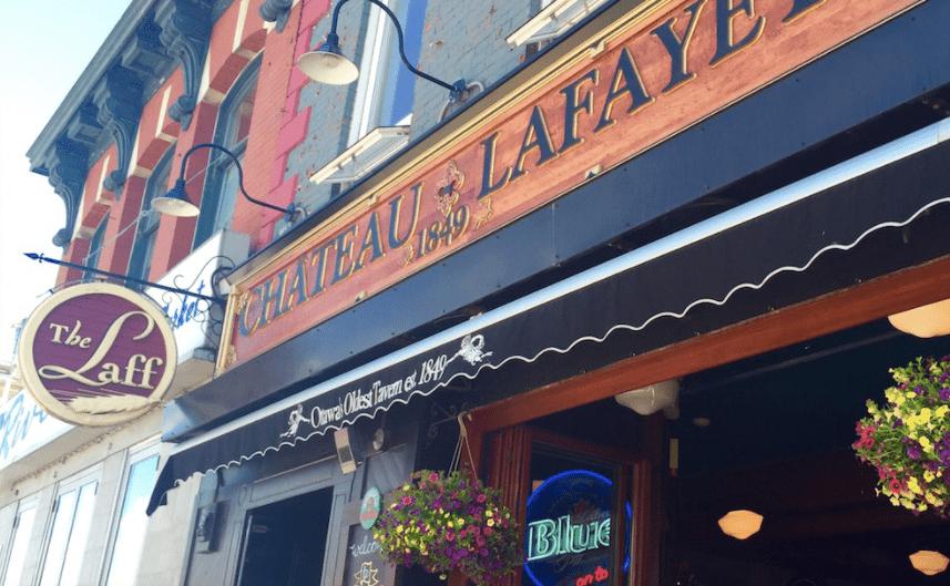 Chateau Lafayette, Bar & Pub in Ottawa, Ontario, Canada