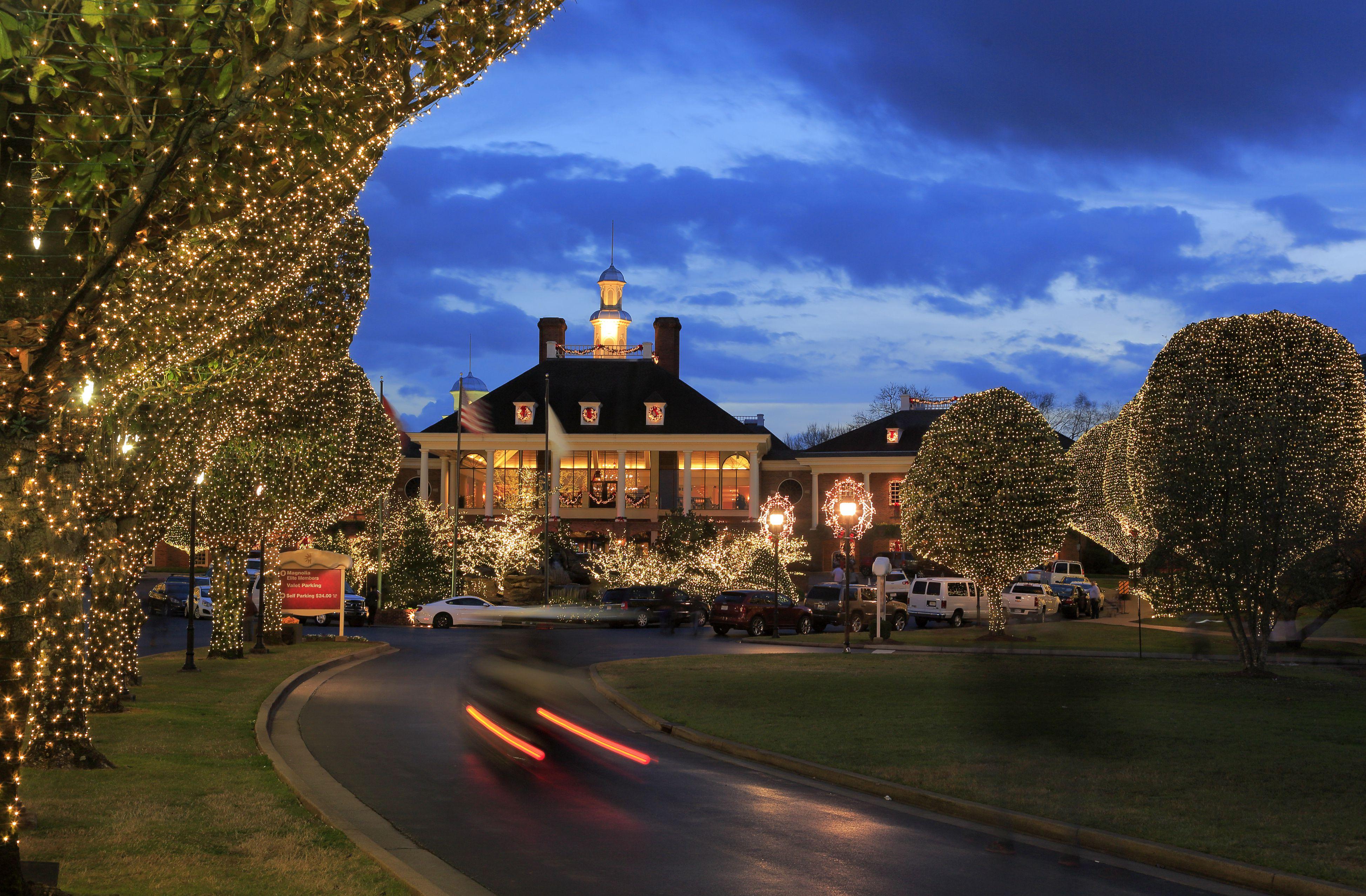 Maps of Nashville\'s Opryland Hotel