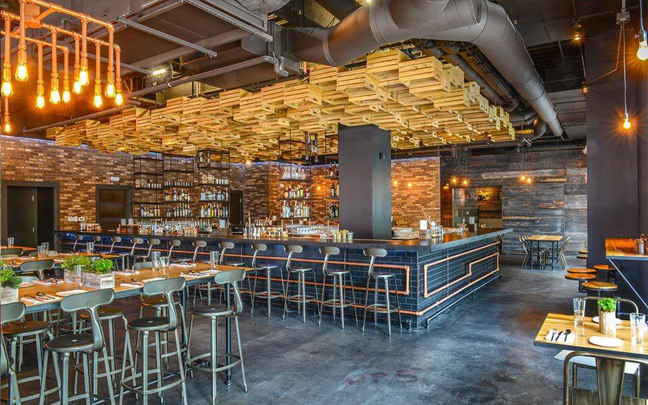 11 Boston Seaport Restaurants To Try With A Map