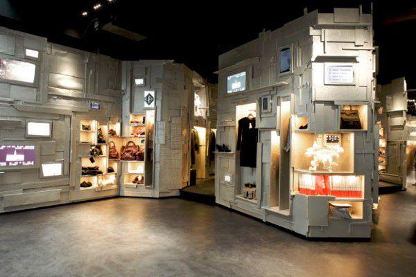 L'Eclaireur es una tienda conceptual de París con varias ubicaciones en la ciudad.