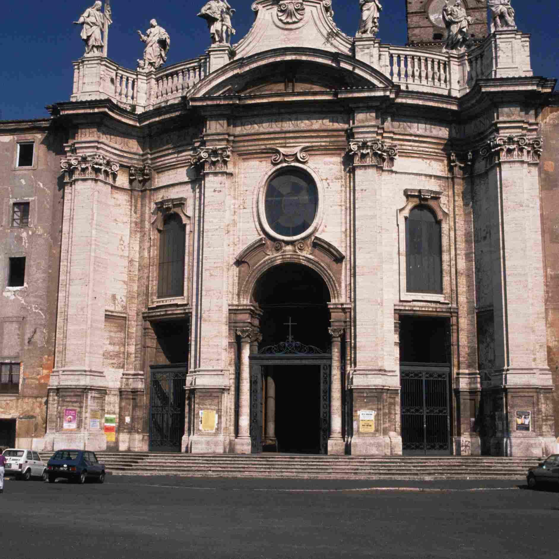 Santa Croce en Gerusalemme, Roma