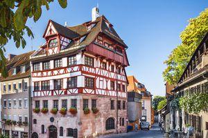 Home of Albrecht Dürer in Nuremberg