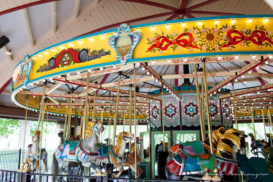 Hempstead Lake State Park Carousel