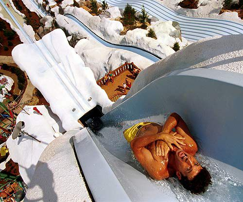 Summit Plummet is perhaps the most intense thrill ride at Walt Disney World.