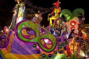 Mardi Gras Orlando