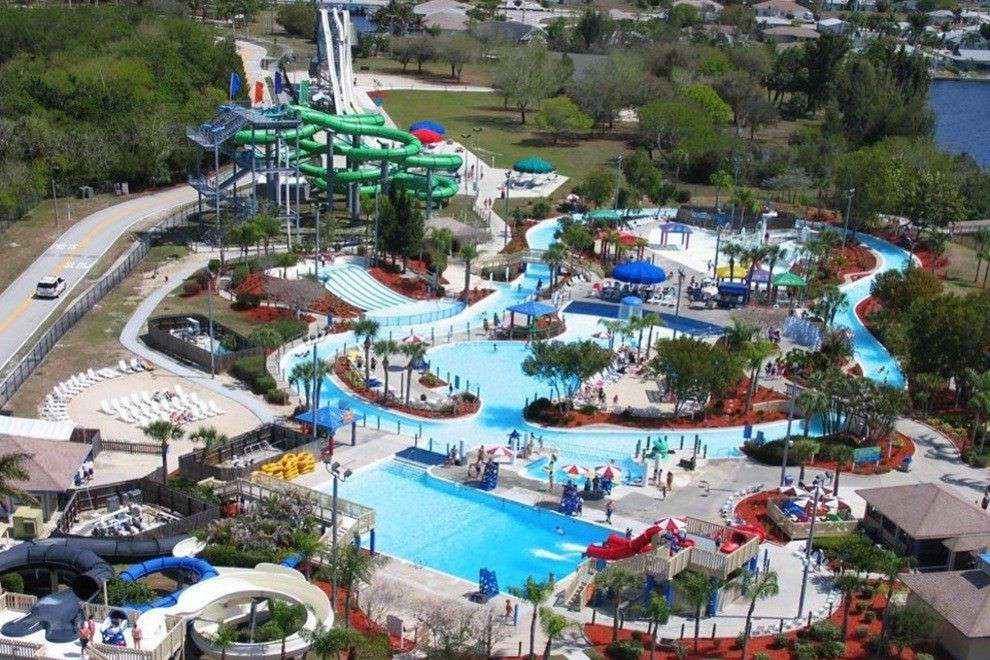 Sun Spalsh Water Park
