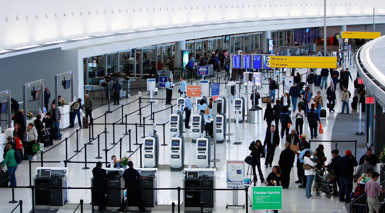 JetBlue's Terminal 5 at JFK Airport