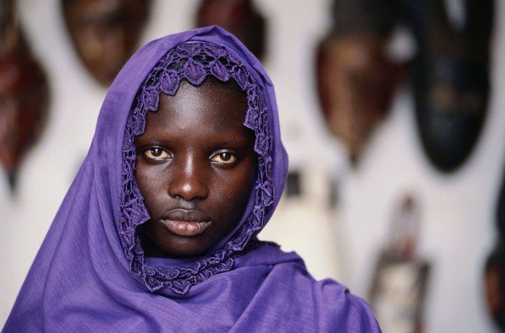 Mali Teenage Girl