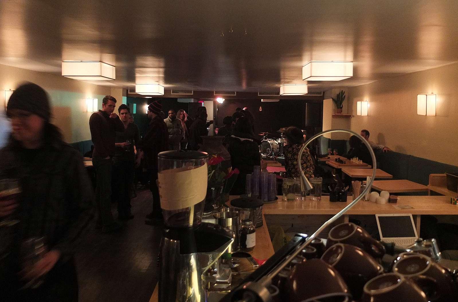Résonance Café Montreal