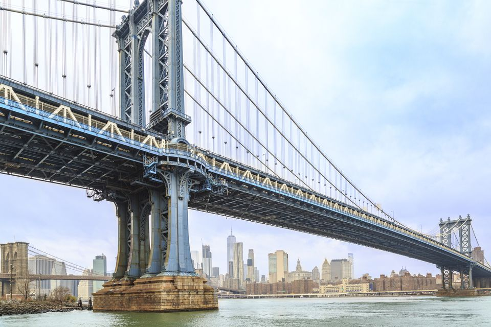 A Guide To The Manhattan Bridge