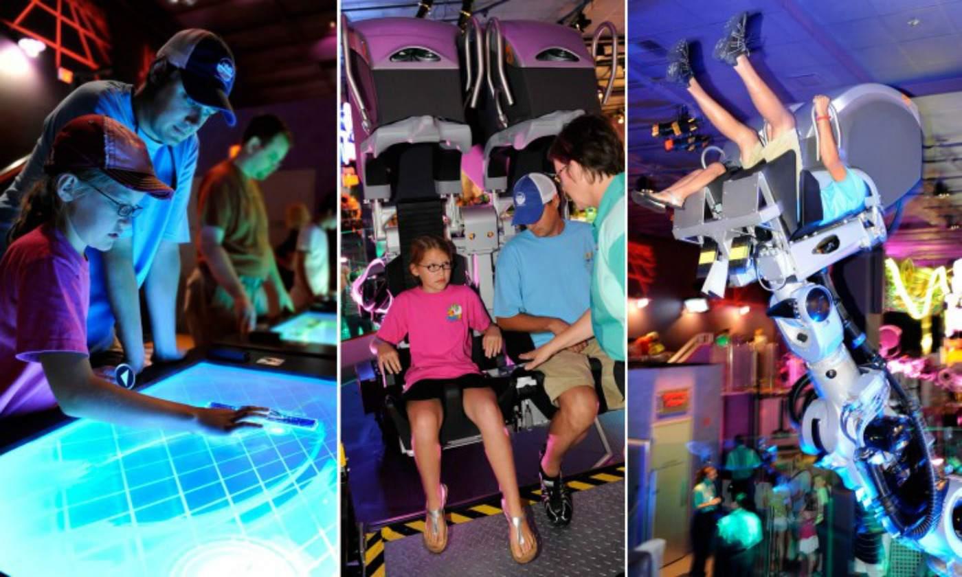 Disney World Epcot Innoventions