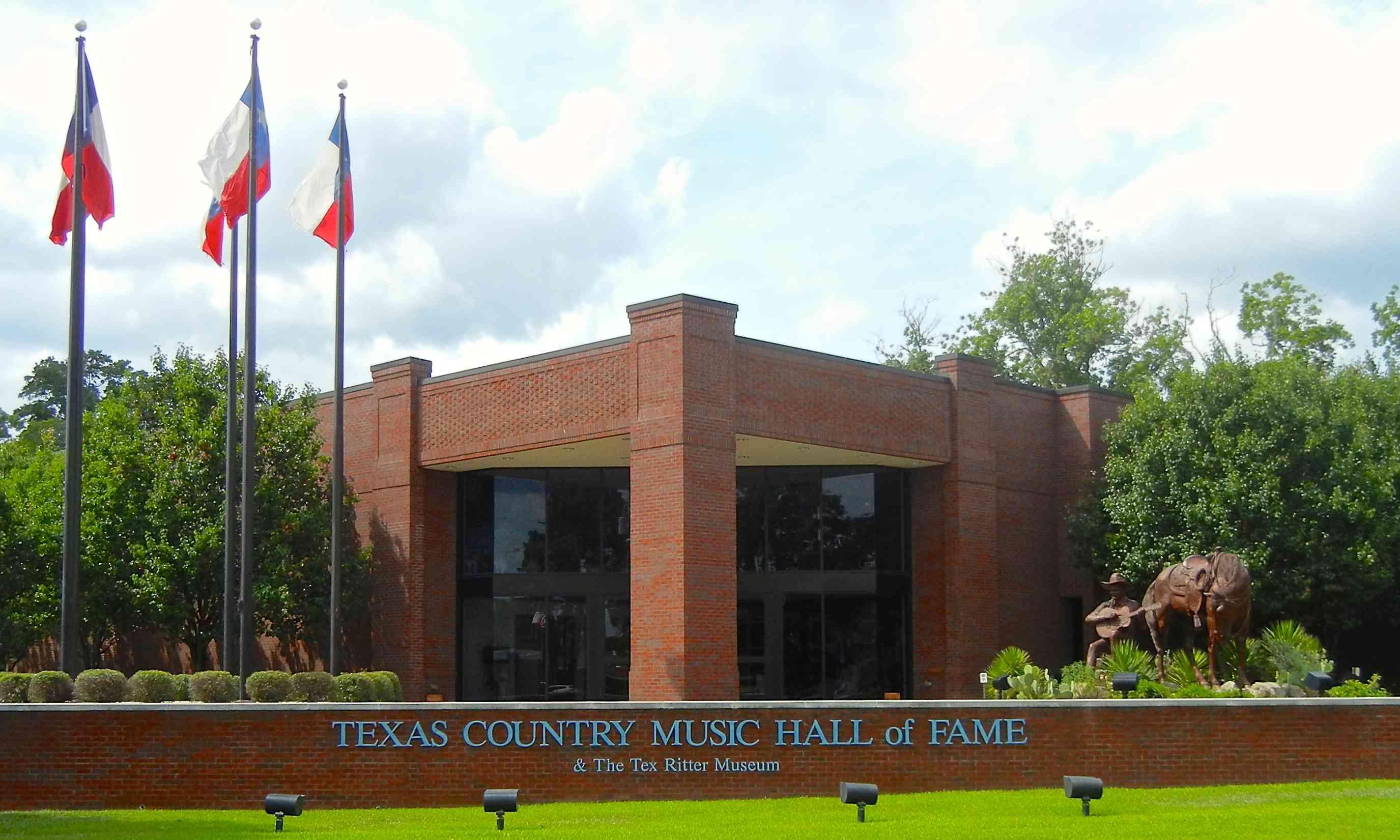 Salón de la fama de la música country de Texas