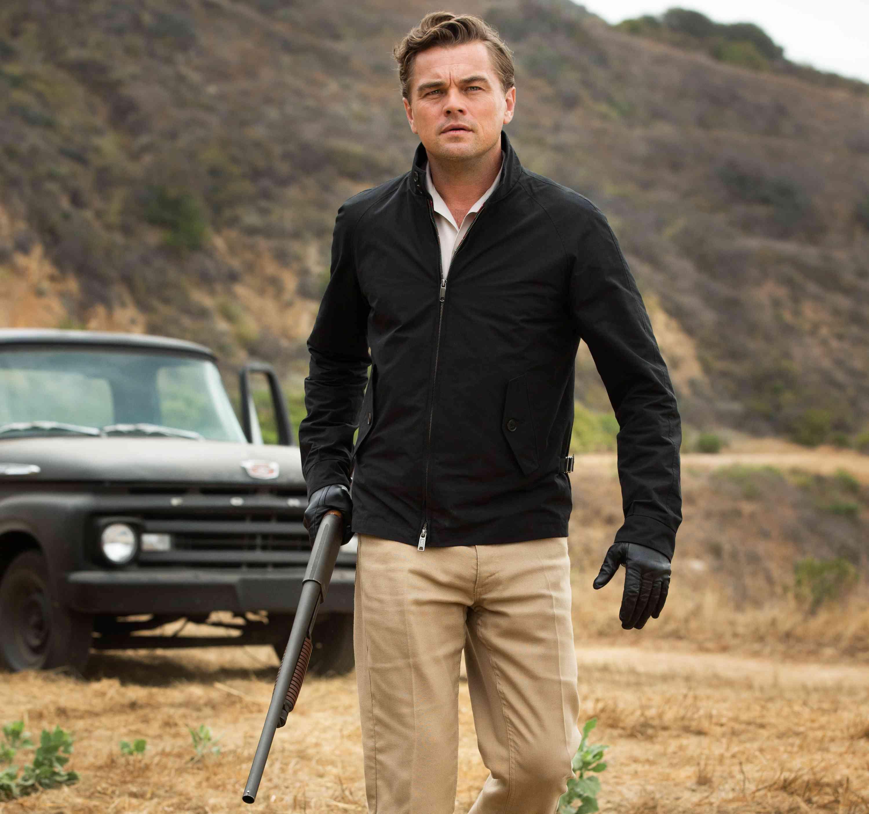 DiCaprio in Malibu