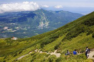 Hiking in Hokkaido